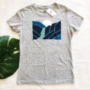 REI fitted T-shirt